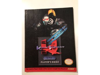 - KILLER INSTINCT - SNES - GUIDE -