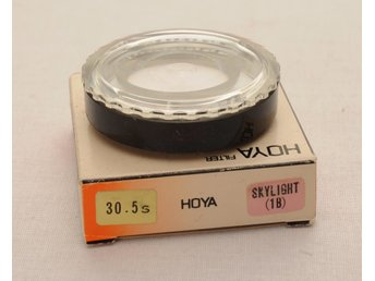 Nytt Hoya Sky-filter 1B 30,5 mm