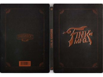 Bioshock Infinite - Steelbook - Playstation 3