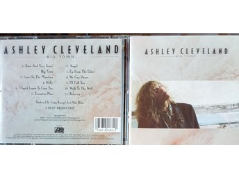 Ashley Cleveland CD album