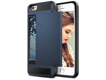 iPhone 6+ 6s+ - Plånboksfodral Wallet Case Hold.. (312717223) ᐈ Köp på  Tradera 42e3f4614f1f0