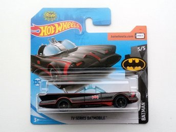 Hot Wheels - 1960's Original TV Series Batmobile
