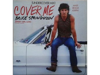 Bruce Springsteen title* Cover Me (Undercover Mix)* Pop, Rock, Disco 12-maxi