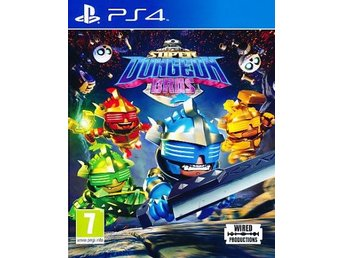 Super Dungeon Bros PS4 (PS4)
