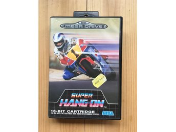 Super Hang On Sega Mega Drive