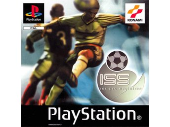 ISS Pro Evolution - Playstation
