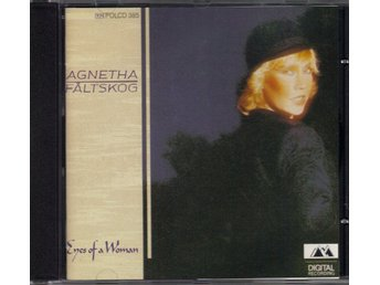 Agnetha Fältskog Eyes of a woman Polar POLCD 385 Abba