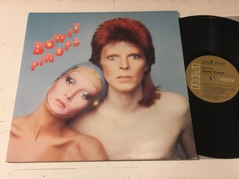 DAVID BOWIE pin ups LP -73 Can RCA APL1-0291