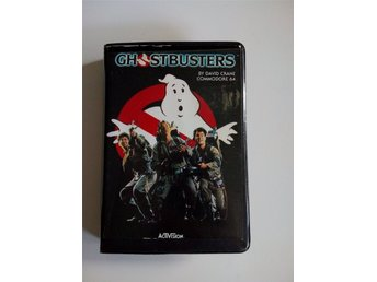 Ghostbusters Commodore 64