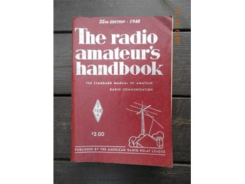 The radio amateur´s handbook 1948