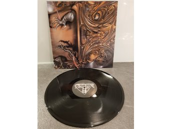 Asphyx - The Rack LP 1991 - Death Metal RARE