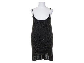 Versace for H&M, Klänning, Strl: 38, Svart (410549394) ᐈ