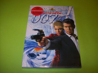 007 DIE ANOTHER DAY  2 DISC SPECIAL EDITION NY INPLASTAD