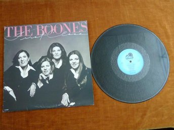 THE BOONES, FIRST CLASS,  LP, LP-SKIVA