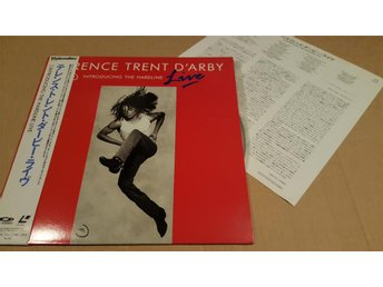 TERENCE TRENT DARBY - INTRUDUCING THE HARDLINE LIVE JAPAN LD