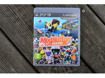 Playstation 3 PS3 ModNation Racers
