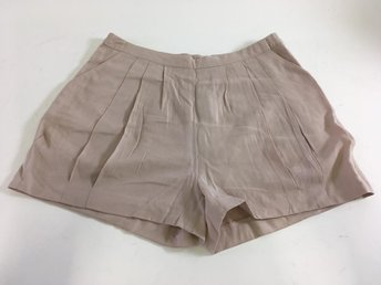H&M Conscious Collection, Shorts, Strl: 38, Gammelrosa, Skick: Normalt