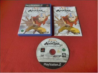 AVATAR THE LEGEND OF AANG till Playstation 2 PS2