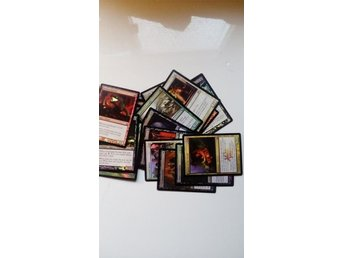 Magic the gathering 20x foilade commons
