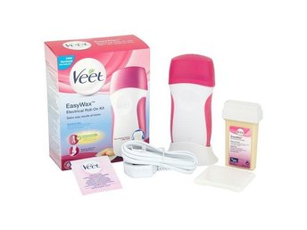 Veet Easy Wax Electrical Roll-On Kit Vaxning Starterkit