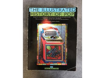 The Illustrated history of POP, London 1973