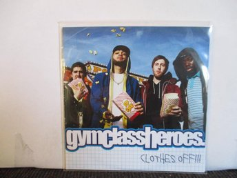 GYM CLASS HEROES - CLOTHES OFF!!!