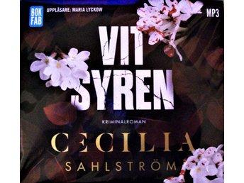 VIT SYREN/ AV CECILIA SAHLSTRÖM/ MP3 CD - Karlskrona - VIT SYREN/ AV CECILIA SAHLSTRÖM/ MP3 CD - Karlskrona