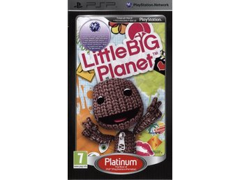 PSP - Little Big Planet (Beg)