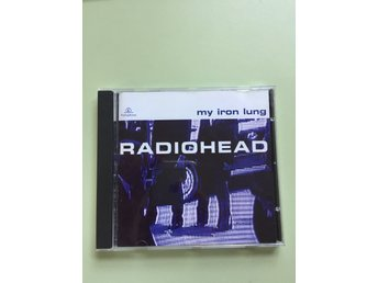 Radiohead: my iron lung     Cd