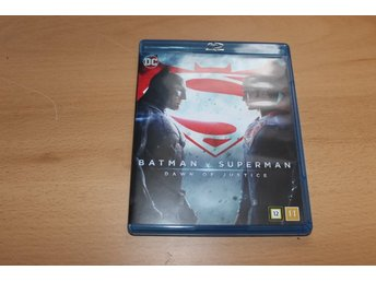 Blu-ray: Batman v Superman (Ben Affleck, Henry Cavill)