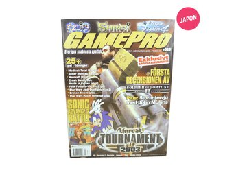 "Game Pro Nr 19, 2002 ""Unreal Tournament 2003"""