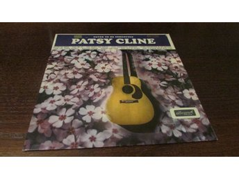 PATSY CLINE - NEVER TO BE FORGOTTEN - LP - 1967 - COUNTRY
