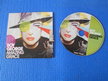 Boy George - Amazing Grace RARE PROMO !!!!!