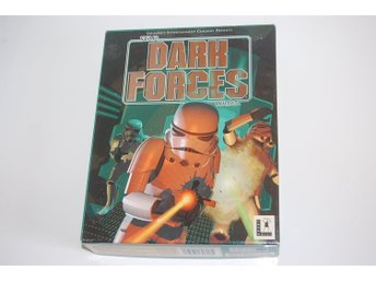 Dark Forces (Star Wars) - Komplett (1995) - RARE - PC VINTAGE RETRO KULT