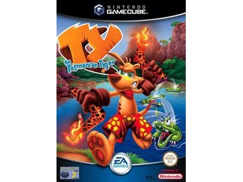 Ty the Tasmanian Tiger - Nintendo Gamecube