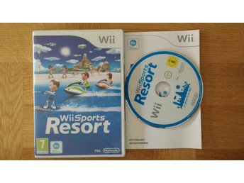 Nintendo Wii: Wii Sports Resort (svenskt/SWF, kräver motion plus)