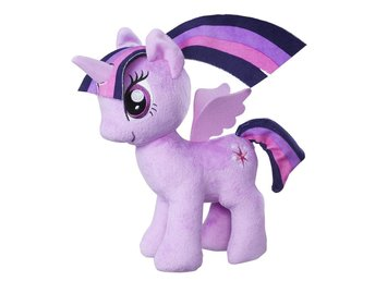 My Little Pony Princess Twilight Sparkle Plysch Gosedjur Mjukisdjur 25 cm