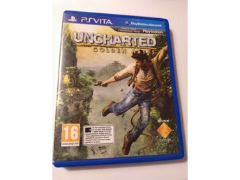 Uncharted Golden Abyss PS Vita PlayStation SONY