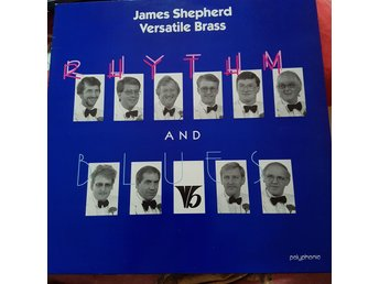James Shepherd Versatile Brass: Rhythm and Blues