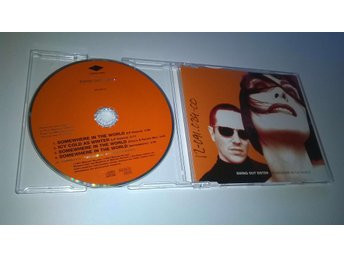 Swing Out Sister ‎- Somewhere In The World, CD, Single