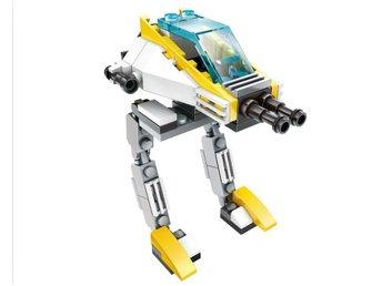 Advance Military Byggklossar Robot - Hong Kong - Advance Military Byggklossar Robot - Hong Kong