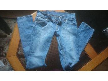 Levis jeans tjejmodell 26/34 levi's slimfit - Dösjebro - Levis jeans tjejmodell 26/34 levi's slimfit - Dösjebro