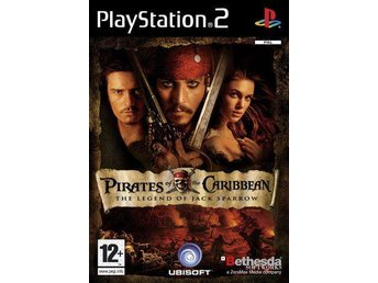 Pirates Of The Caribbean: The Legend of Jack Sparrow (PS2) *Gott Skick*