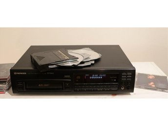 Pioneer PD-M602 Compact Disc Changer (1993-94)