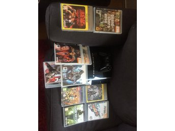 Playstation 3+ 10st spel