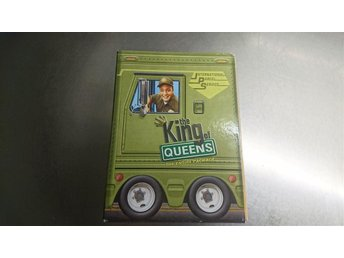 The King of Queens Hela Serien 31 Disc