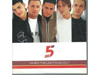 FIVE - WHEN THE LIGHTS GO OUT  (CD MAXI/SINGLE )