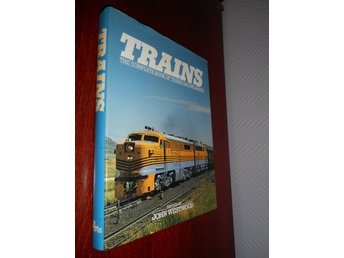 Trains - The Complete Book Of Trains and Railroads