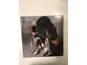 Stevie Ray Vaughan And Double Trouble-In Step-LP