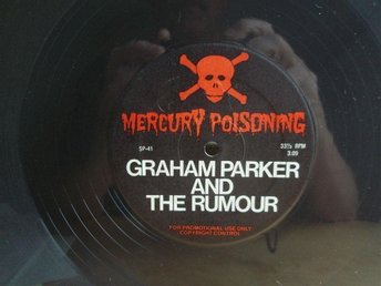 GRAHAM PARKER Mercury poisoning